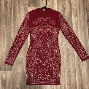 Jeweled Dress